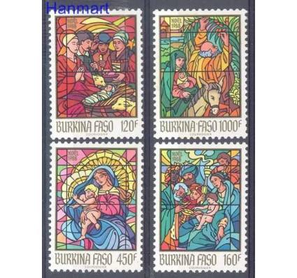 Znaczek Burkina Faso 1988 Mi 1194-1197 Czyste **