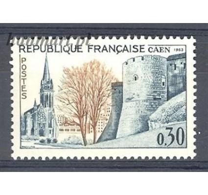 Znaczek Francja 1963 Mi 1442 Czyste **