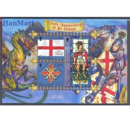 Znaczek Gibraltar 2003 Mi bl 55 Czyste **