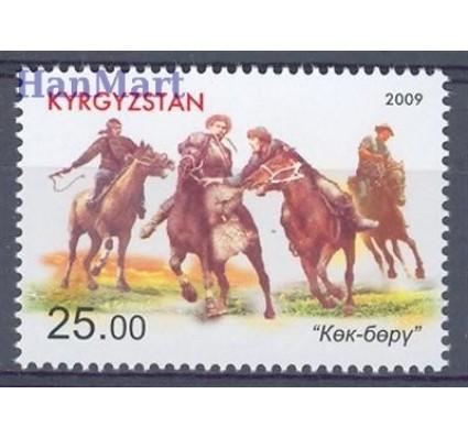 Znaczek Kirgistan 2009 Mi 574 Czyste **