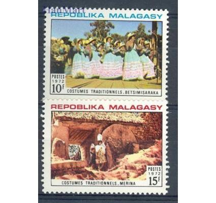 Znaczek Madagaskar 1972 Mi 669-670 Czyste **