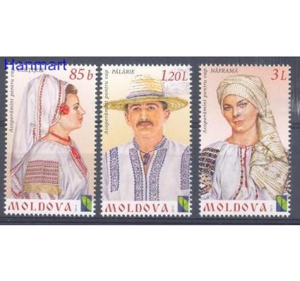 Znaczek Mołdawia 2012 Mi 789-791 Czyste **