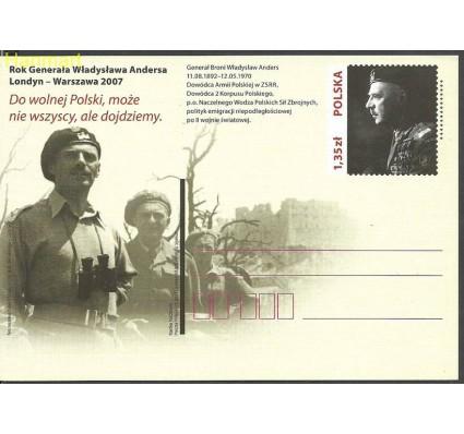 Znaczek Polska 2007 Fi Cp 1428 Całostka pocztowa