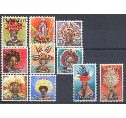 Znaczek Papua Nowa Gwinea 1978 Mi 341-350 Czyste **