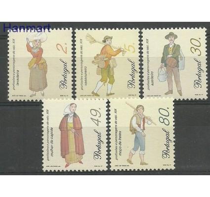 Znaczek Portugalia 1997 Mi 2178-2182 Czyste **