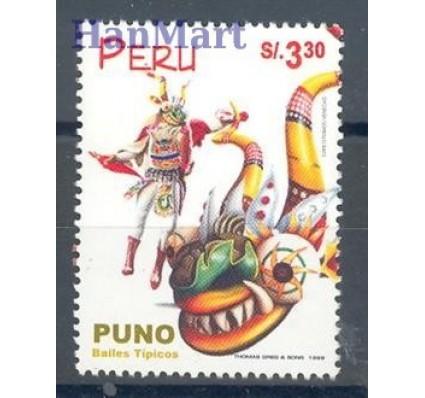 Znaczek Peru 1999 Mi 1665 Czyste **