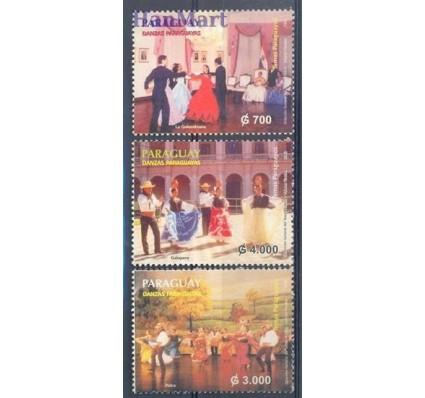 Znaczek Paragwaj 2003 Mi 4910-4912 Czyste **