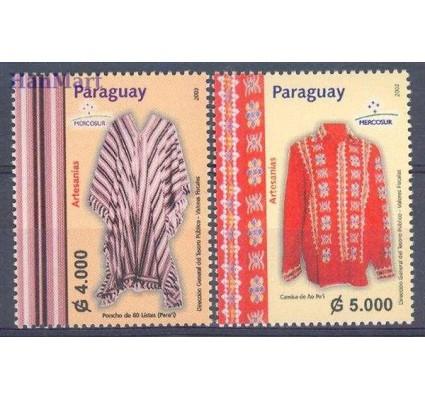Znaczek Paragwaj 2003 Mi 4914-4915 Czyste **