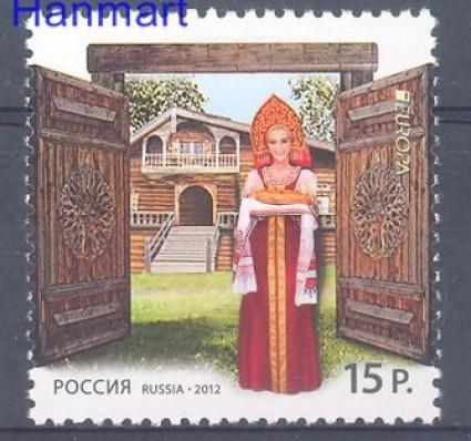 Znaczek Rosja 2012 Mi 1816 Czyste **