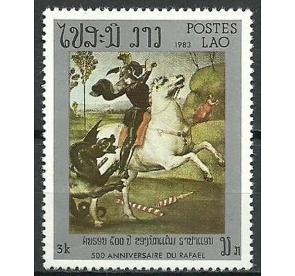 Znaczek Laos 1983 Mi 634 Czyste **