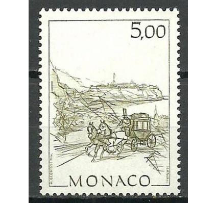 Znaczek Monako 1986 Mi 1739 Czyste **