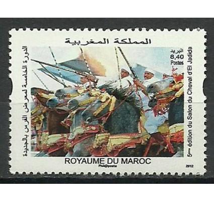 Znaczek Maroko 2012 Mi 1788 Czyste **