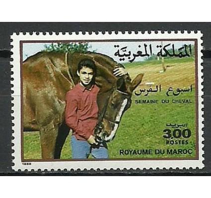 Znaczek Maroko 1988 Mi 1137 Czyste **