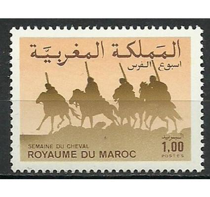Znaczek Maroko 1986 Mi 1099 Czyste **