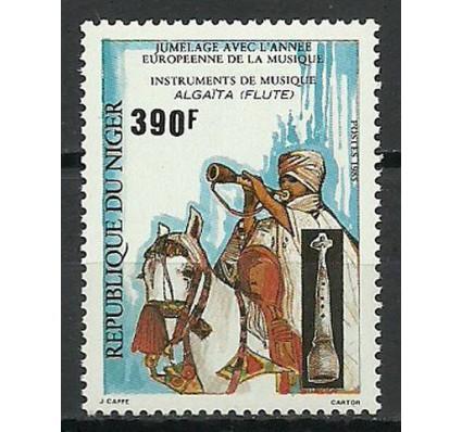 Znaczek Niger 1985 Mi 972 Czyste **