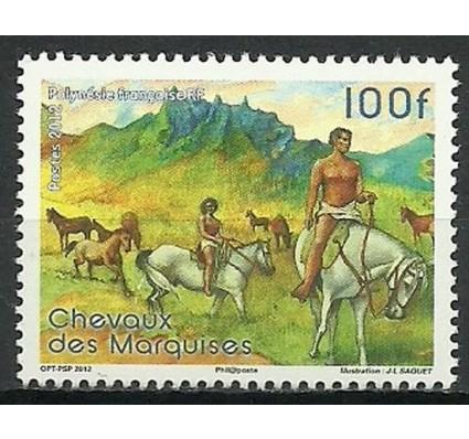 Znaczek Polinezja Francuska 2012 Mi 1208 Czyste **