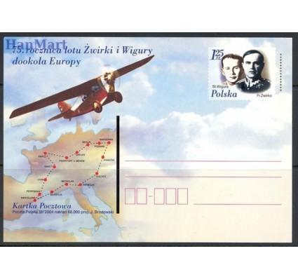 Znaczek Polska 2004 Fi Cp 1352 Całostka pocztowa