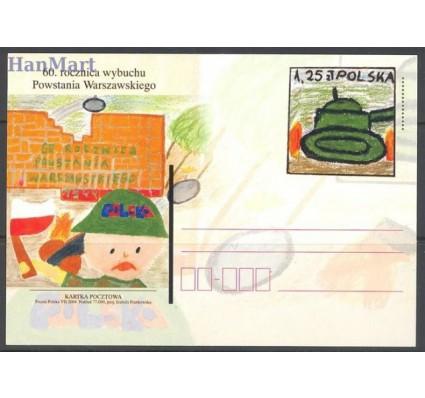 Znaczek Polska 2004 Fi Cp 1350 Całostka pocztowa