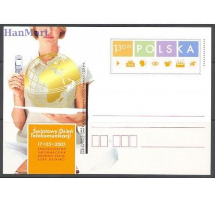 Znaczek Polska 2005 Fi Cp 1371 Całostka pocztowa