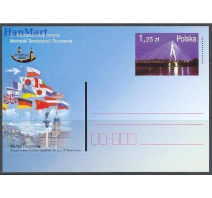 Znaczek Polska 2004 Fi Cp 1353 Całostka pocztowa
