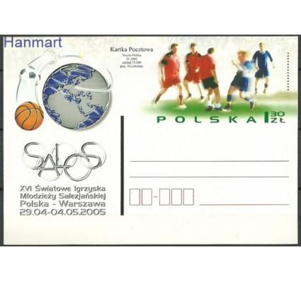 Znaczek Polska 2005 Fi Cp 1369 Całostka pocztowa