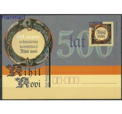 Znaczek Polska 2005 Fi Cp 1384 Całostka pocztowa