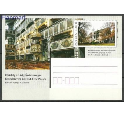 Znaczek Polska 2007 Fi Cp 1422 Całostka pocztowa