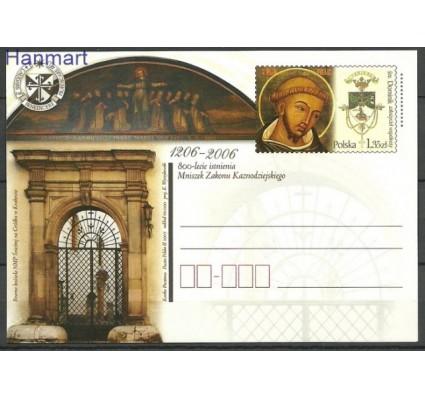 Znaczek Polska 2007 Fi Cp 1424 Całostka pocztowa