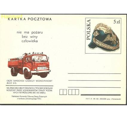 Znaczek Polska 1982 Fi Cp 817 Całostka pocztowa