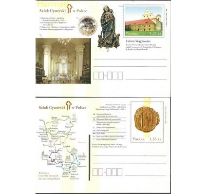 Znaczek Polska 2007 Fi Cp 1425-1426 Całostka pocztowa