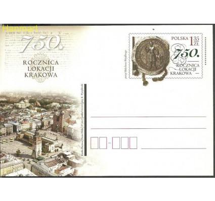Znaczek Polska 2007 Fi Cp 1427 Całostka pocztowa