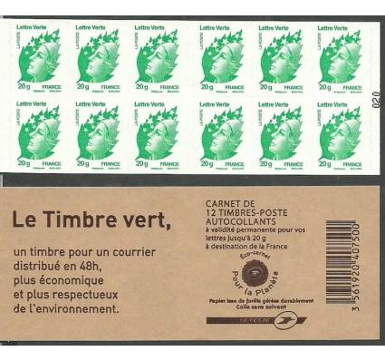 Znaczek Francja 2011 Mi mh 5147 Czyste **