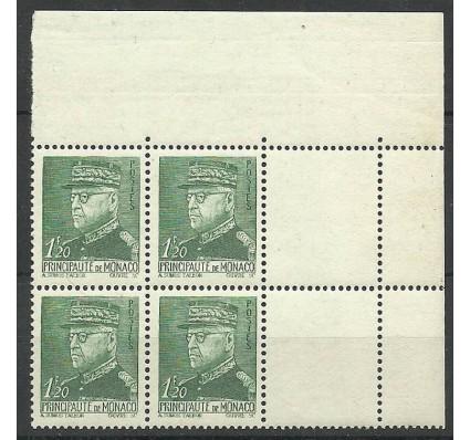 Znaczek Monako 1941 Mi zf 260 Czyste **
