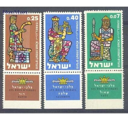 Znaczek Izrael 1960 Mi tab217-219 Czyste **