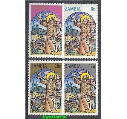 Znaczek Zambia 1980 Mi 237-240 Czyste **