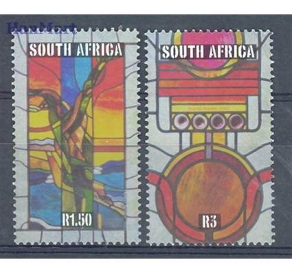 Znaczek Republika Południowej Afryki 2002 Mi 1469-1470 Czyste **