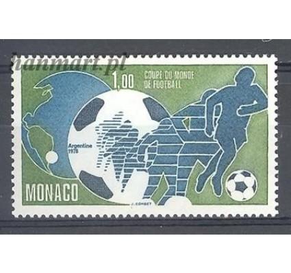Znaczek Monako 1978 Mi 1315 Czyste **