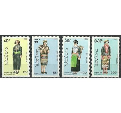 Znaczek Laos 1992 Mi 1325-1328 Czyste **