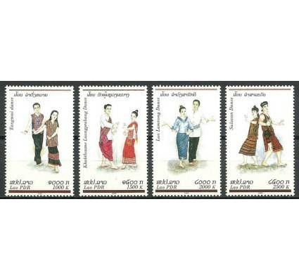 Znaczek Laos 2004 Mi 1931-1934 Czyste **