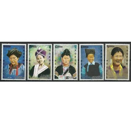 Znaczek Laos 2011 Mi 2187-2191 Czyste **