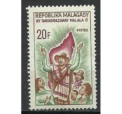 Znaczek Madagaskar 1966 Mi 558 Czyste **
