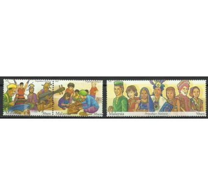 Znaczek Malezja 2002 Mi 1134-1136 Czyste **
