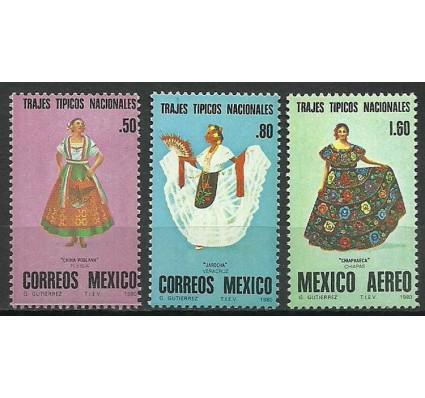 Znaczek Meksyk 1980 Mi 1710-1712 Czyste **
