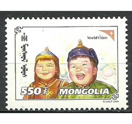 Znaczek Mongolia 2005 Mi 3555 Czyste **