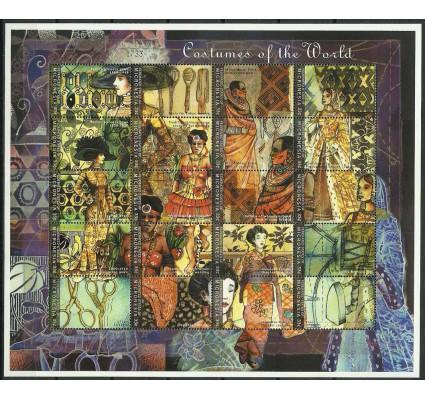 Znaczek Mikronezja 1999 Mi ark 858-877 Czyste **