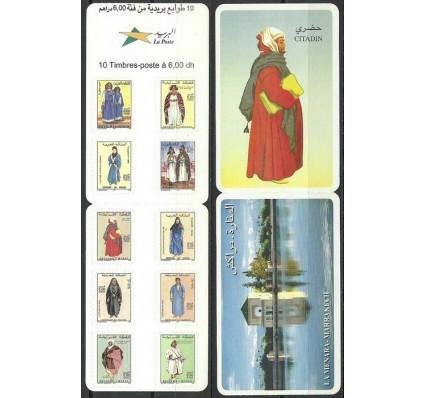 Znaczek Maroko 2005 Mi mh 1489-1498 Czyste **