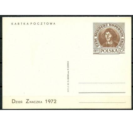 Znaczek Polska 1972 Fi Cp 523d Całostka pocztowa