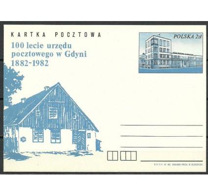 Znaczek Polska 1982 Fi Cp 815 Całostka pocztowa