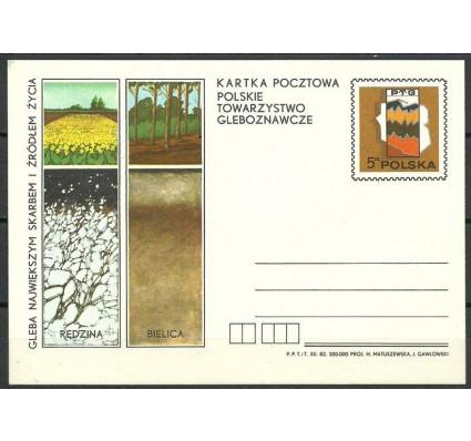 Znaczek Polska 1982 Fi Cp 820 Całostka pocztowa