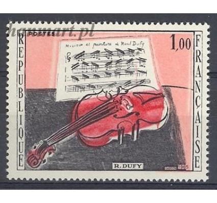 Francja 1965 Mi 1529 Czyste **